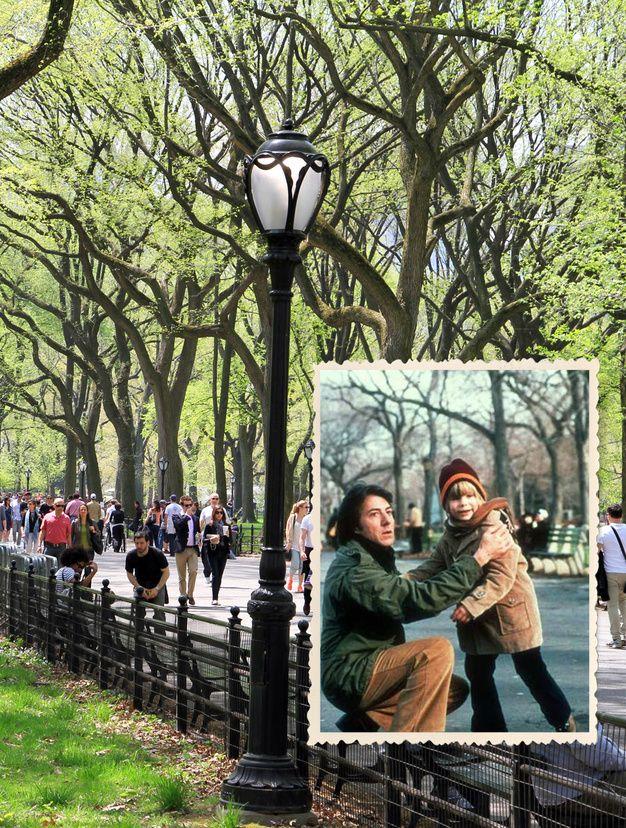 Les lieux de tournage culte de New York, Kramer contre Kramer