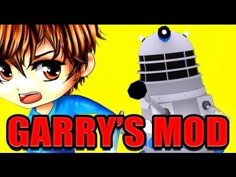 Gmod DALEK Doctor Who Mod!