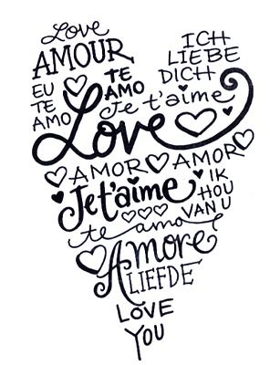 LoveLanguages, Inspiration, Heart, Quotes, Te Amo, Phrases, Things, Valentine, Love