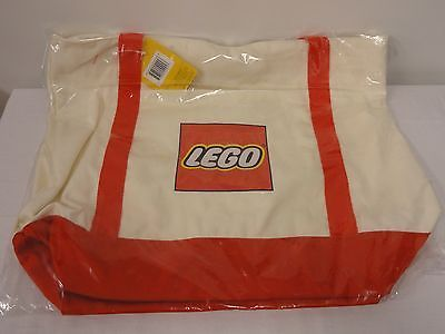 LEGO Branded Storage 183450: New Lego Canvas Tote Bag 5005326 Exclusive 2017 Promo Free Shipping -> BUY IT NOW ONLY: $34.99 on eBay!