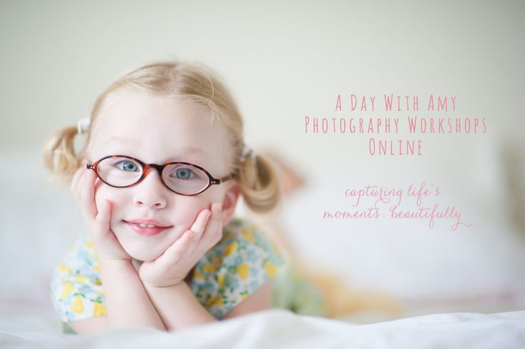 A Day With Amy: Photography Workshop | ONLINE :: AMAZING workshop, one that will NOT disappoint!