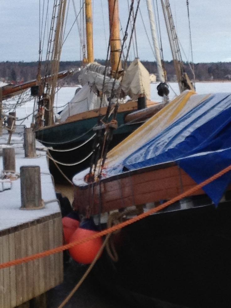 Itäsatama-Mariehamn