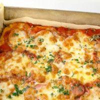 Kartoffelpizza http://www.kochgourmet.com/kartoffelpizza-659.html