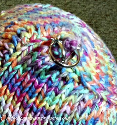 31 best knitted knockers images on pinterest knitting patterns makinology kniitted knockers for breast cancer awareness month ccuart Images