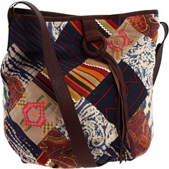 Lucky Brand Echo Park Multicolored Patchwork Shoulder Bag Handbags Backpacks Messengers But No Packs Pinterest Bags And