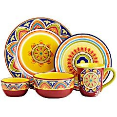 Would Be Fun For Mexican Food Dishes Or Anything Really Odds Ends In 2018 Pinterest Dinnerware Kitchen And Decor
