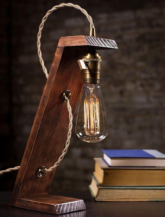 Desk Lamp - Dan Cordero
