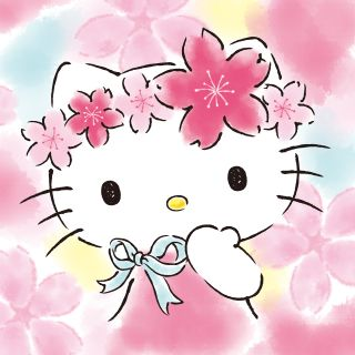 tinkevidia: Sanrio: Hello Kitty:)