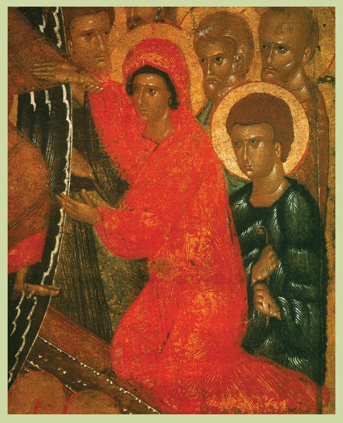 Фрагмент XV в. Сошествие во ад