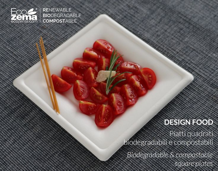 biodegradable and compostable tableware by Ecozema - Respecting the environment does not imply giving up appealing product aesthetics. #green #tableware #disposable #monouso #compostabile #design #recycle #reuse #reduce #stoviglie #cup #coppetta #square #plates #ecofriendly #biodegradabile #piatti #quadrati #compostable #biodegradable #ecozema