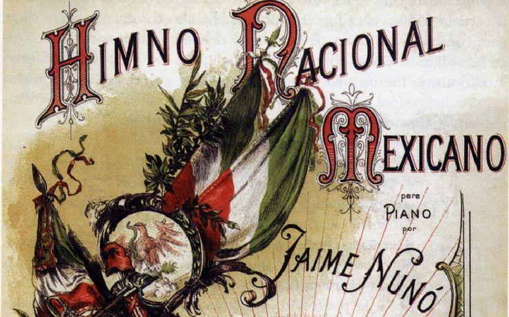 El Himno Nacional mexicano completo está compuesto por 4 estrofas y un coro. Aquí te compartimos su letra escrita por Francisco González Bocanegra y Jaime Nunó.