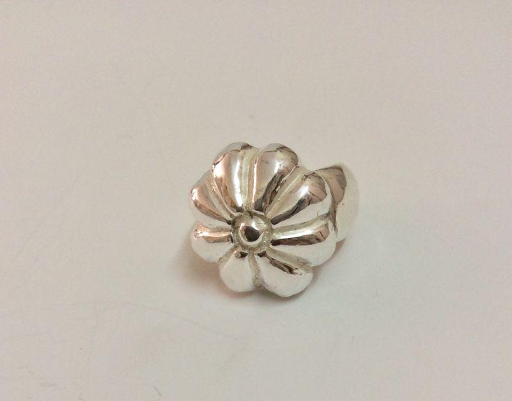 Belle Ellen ring, silver
