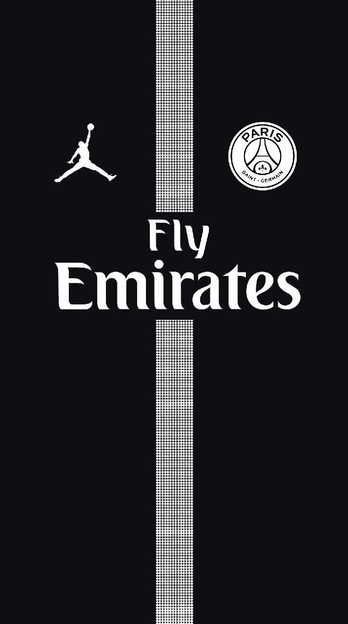 Download PSG Air jordan 2 Wallpaper by PhoneJerseys - b8 - Free on