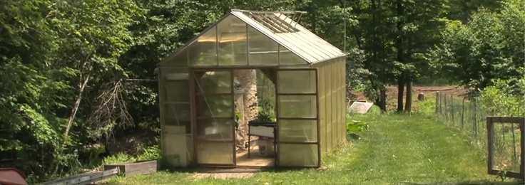 DIY Aquaponic Greenhouse