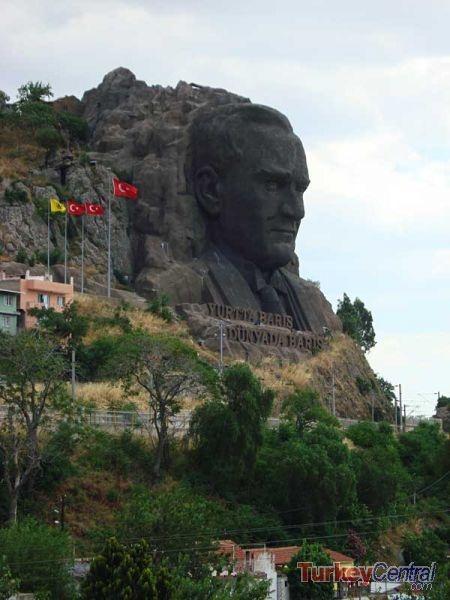 Mustafa Kemal Ataturk, Izmir, Turkiye