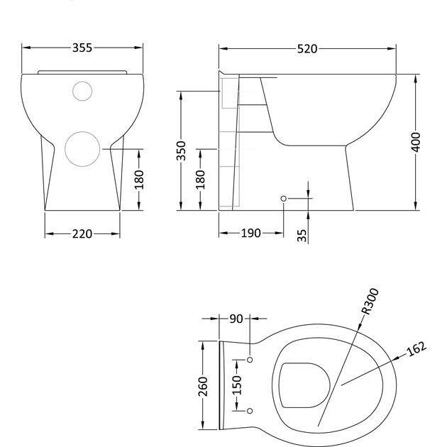 Beautiful Standard Toilet Dimensions From Wall Ideas   Best image  Beautiful Standard Toilet Dimensions From Wall Ideas   Best image  . Dimensions Of A Standard Toilet. Home Design Ideas