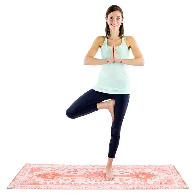 inflexible people. 20 yoga moves for inflexible moms people