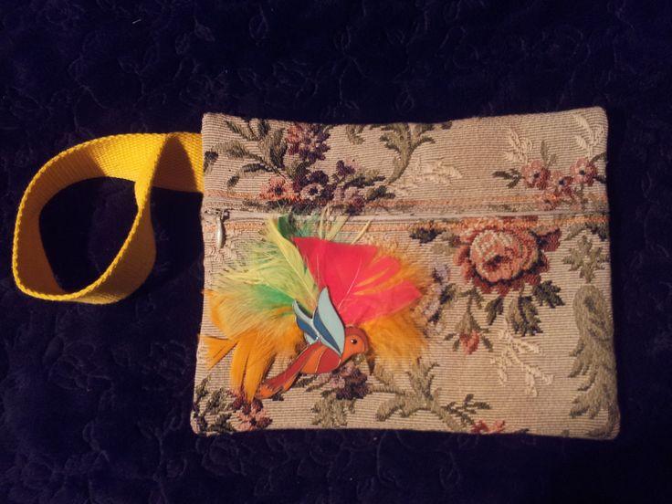 pochette colibri