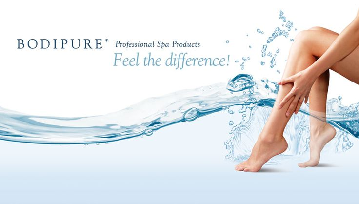 BODIPURE Professional Spa Products
