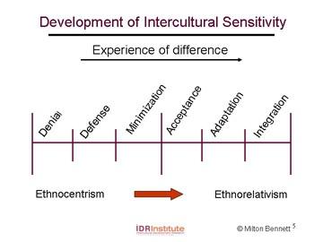 intercultural sensitivity scale Equipping students with skills in intercultural sensitivity, including the   intercultural sensitivity to measure students' levels of intercultural sensitivity, a  critical.