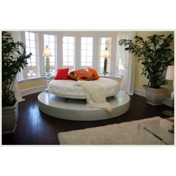 Oltre 1000 idee su letti a forma di l su pinterest camere da letto a soppalco da teenager due - Letto circolare ...