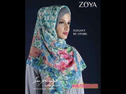 Elegant scarf ivan gunawan for zoya 2017