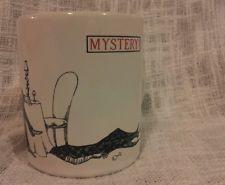 Vintage PBS Mystery! Mug Cup Edward Gorey Nice Condition Japan British Humor