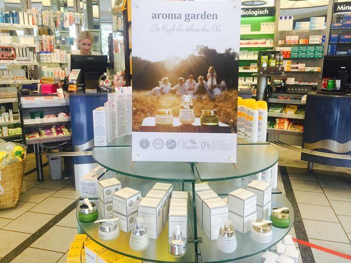 Stunning Die Dominikus Apotheke D sseldorf Oberkassel ist stolz darauf eine neue exklusiv Marke anbieten zu k nnen ApothekeGarten