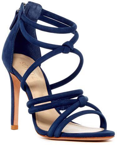 Schutz Mindy Heel Sandal