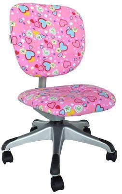 Кресло детское LIBAO LB-C19  — 8900р. -------------------------- Яркое, стильное и эргономичное компьютерное кресло для детей. Регулируемая по высоте спинка и регулируемое по высоте и глубине сидение обеспечит правильное положение спины ребенка при учебе и отдыхе. Современные, яркие цвета обивки позволят выбрать кресло для любого интерьера. Кресло вращается, вращение заблокировать нельзя. Колесики блокируются от нагрузки. Max высота сидения от пола - 52 см. Вес кресла - 10,3 кг. Вес в…