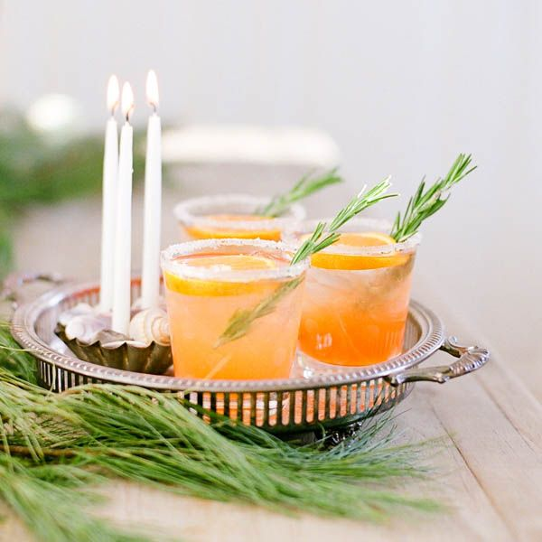Orange Rosemary Spritz - And as the name implies, includes my beloved ...