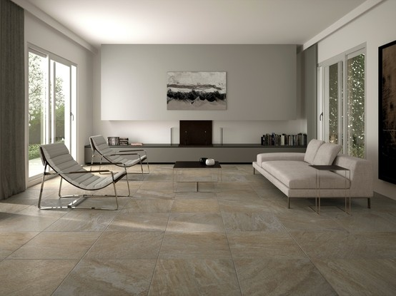 Tropical Tile.Living Room