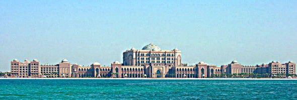 Emirate Palace - Top Reiseschnäppchen - Mehr dazu auf www.Anflug.com
