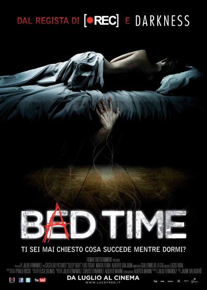 Bed Time di Juame Balagueró