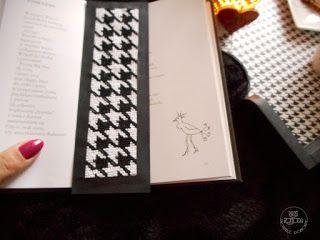 Zakładka  Bookmark  DIY