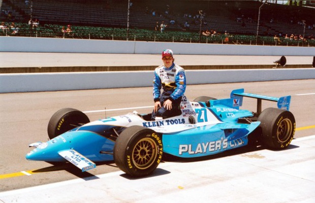 Indy 500 winner 1995: Jacques Villeneuve  Starting Position: 5  Race Time: 3:15:17.561  Chassis/engine: Reynard/Ford Cosworth XB