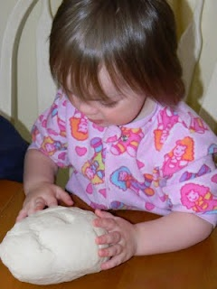 Making Bread in a Bag - a yummy science experiment