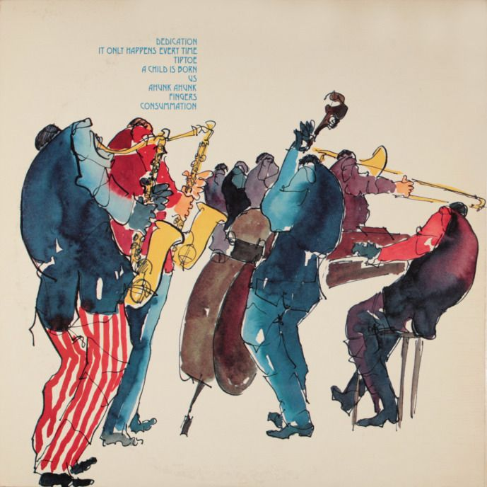 Thad Jones & Mel Lewis - Consummation (Blue Note)