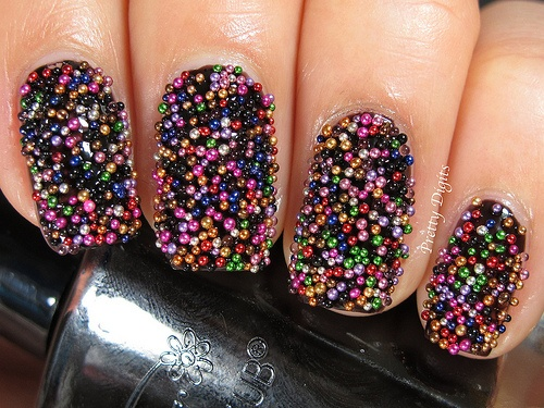 more caviar nails