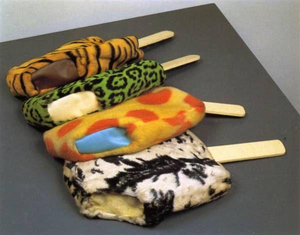 [Clio Team] 1963 Claes Oldenburg, Soft fur Good Humors, Pop Art • Поп-арт • Стили живописи : купить репродукцию, купить постер, багетная мастерская, картины - www.posterlux.ru