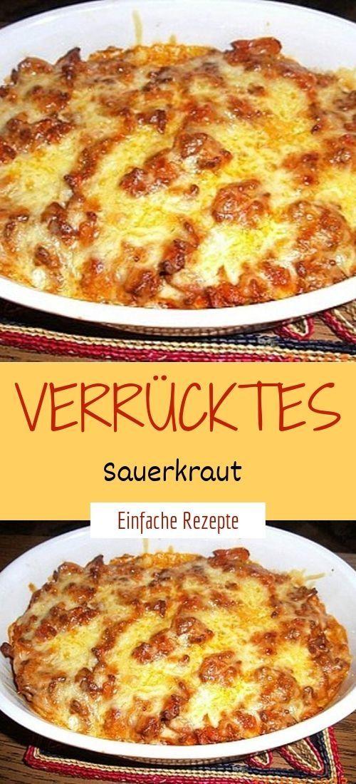 Verrücktes Sauerkraut