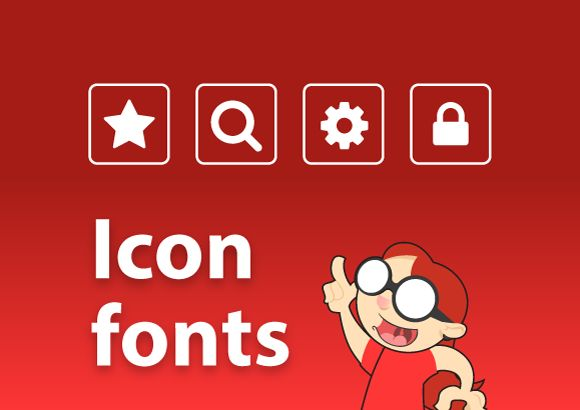 Remember the awesome dingbats of the early 2000s? In the last decade, they have evolved into sophisticated font sets now known as icon fonts or symbol fonts. Icon fonts are great to use for lots of projects, from social media icons to arrows and symbols, all you need is a bit of CSS.  In this part 3 of our web typography series, we detail what icon fonts are, why you should use them, best use examples, and tips for implementation in your own design and development projects.