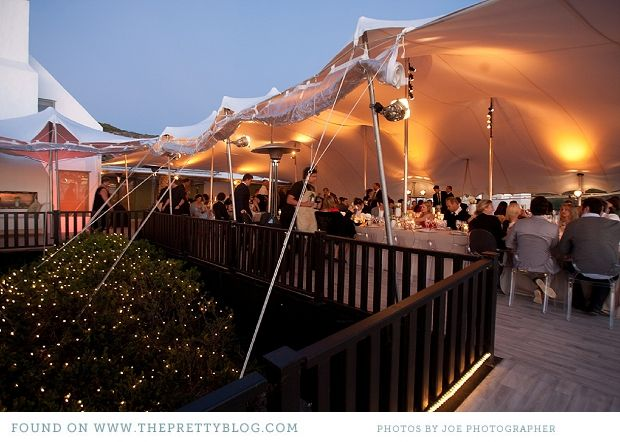 Beach Wedding  Create your own vision exactly where you want it. Wedding Bedouin positioned between 2 homes over looking the Beach www.bedouinevents.co.za