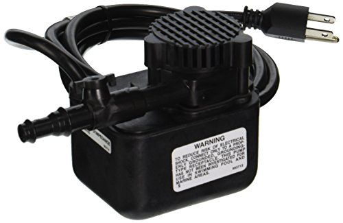 Little Giant PE-1H-PW Direct Drive 170GPH Pump with 6-Feet Cord for Pond