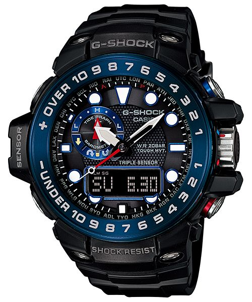 Casio Gulfmaster Review - http://www.gadgets-magazine.com/casio-gulfmaster-review/
