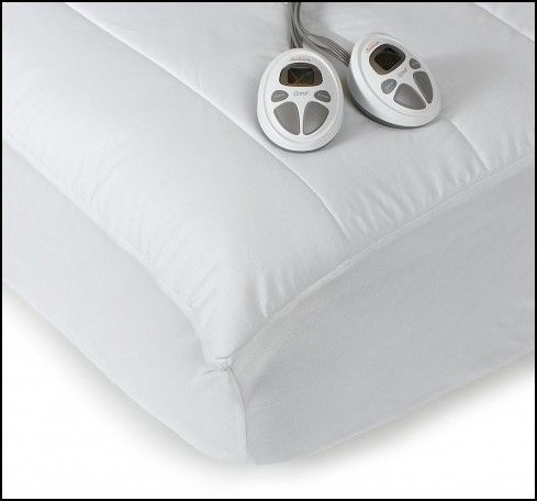 Heated Mattress Pad Queen Size