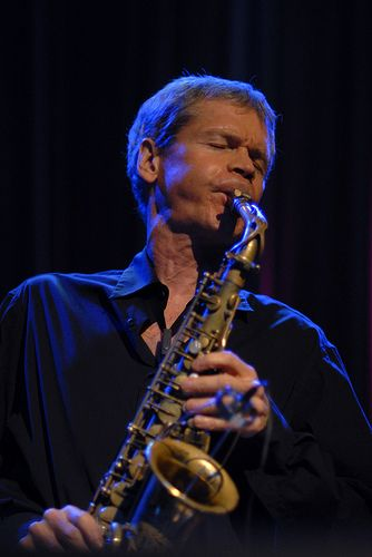 David Sanborn by clintyoung123, via Flickr