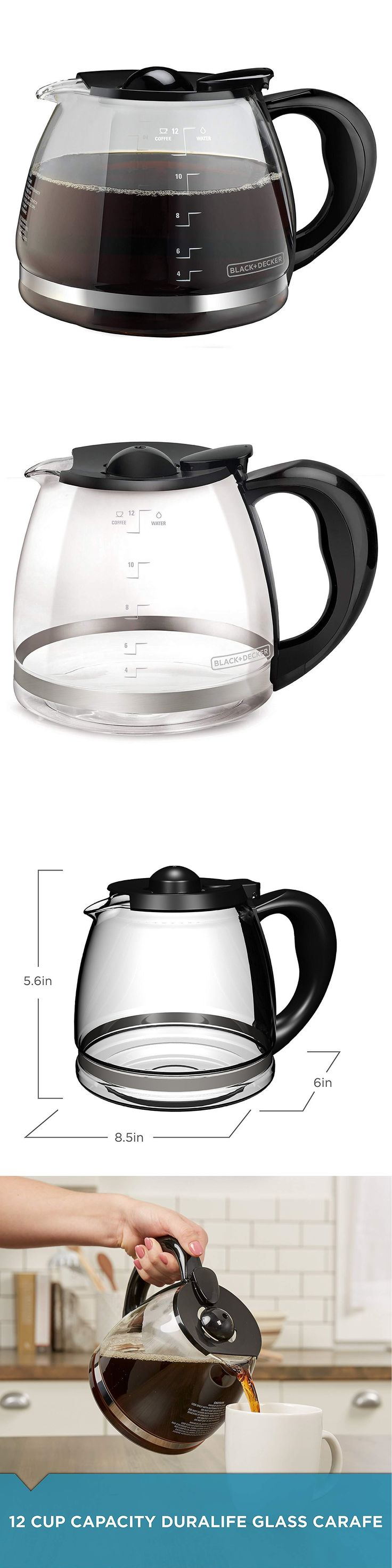 Parts and Accessories 99565 Black And Decker Coffee Pot