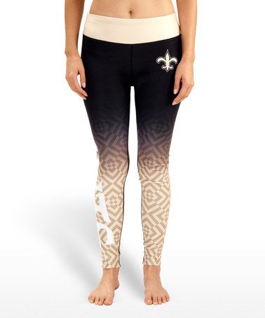 Another great find on #zulily! New Orleans Saints Leggings - Women by Forever Collectibles #zulilyfinds