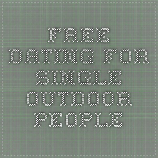 single campers dating